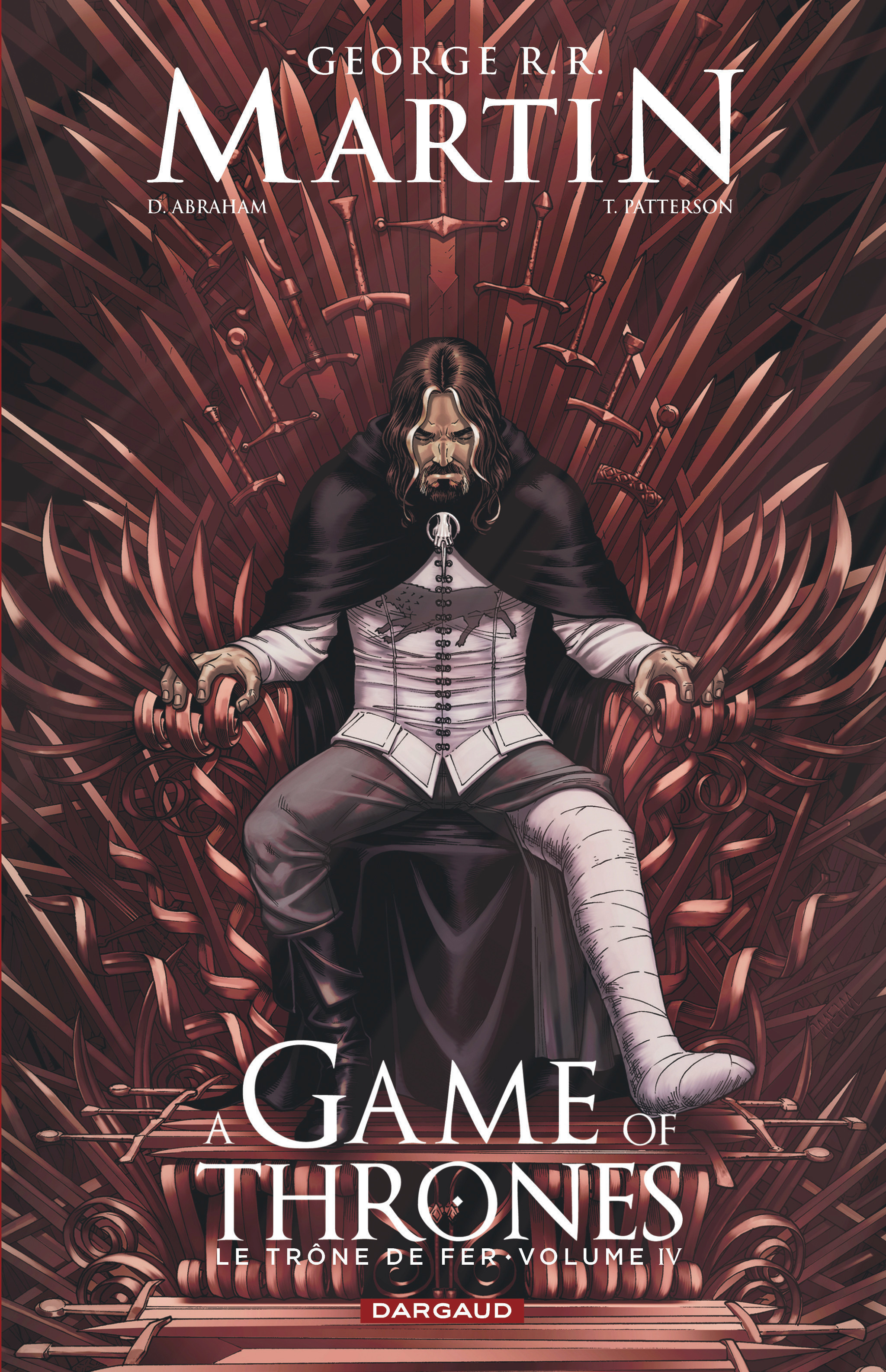 A GAME OF THRONES-LE TRONE FER T4 A GAME OF THRONES - LE TRONE DE FER (4/6)