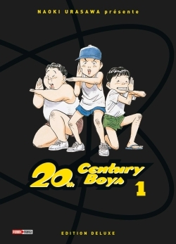 20TH CENTURY BOYS DELUXE T01