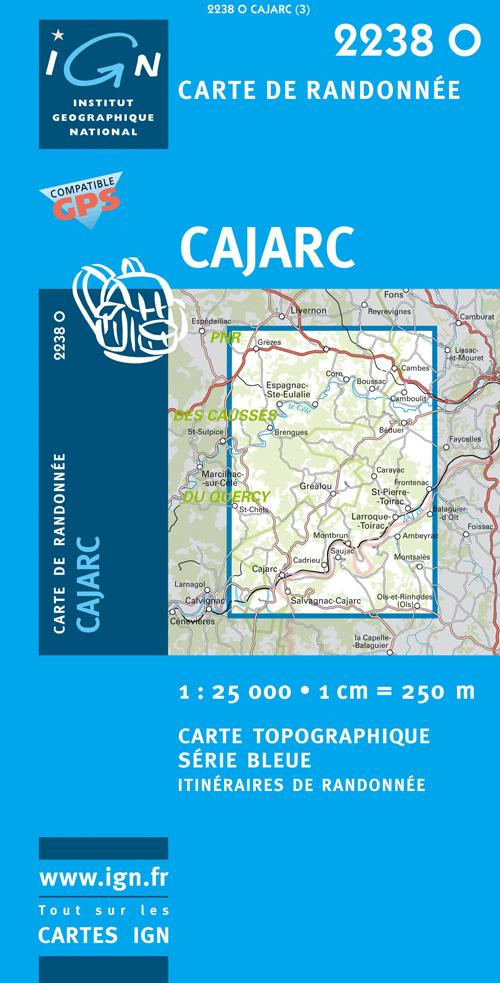 2238O CAJARC