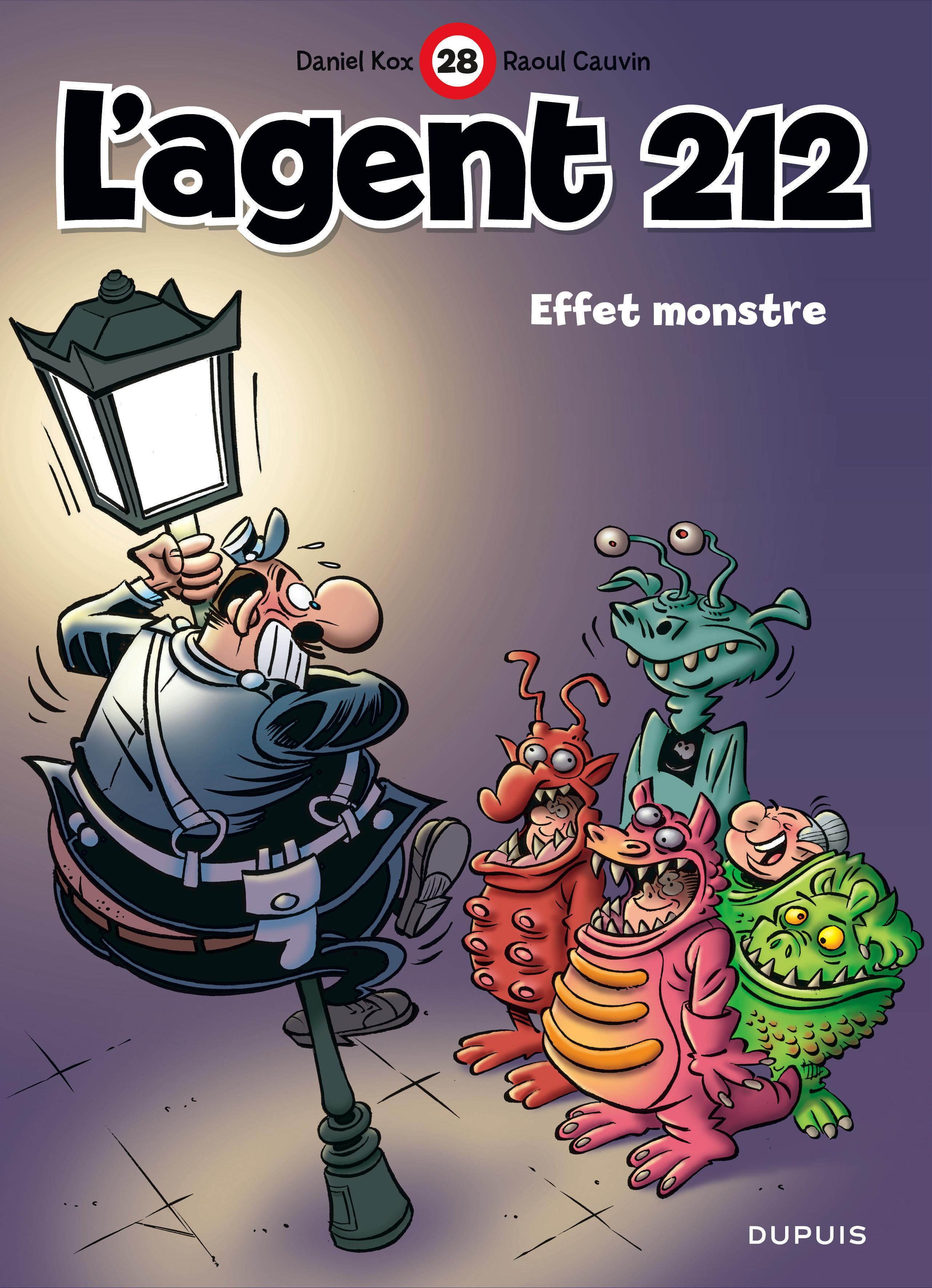 AGENT 212 T28 EFFET MONSTRE