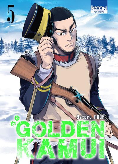 GOLDEN KAMUI T05