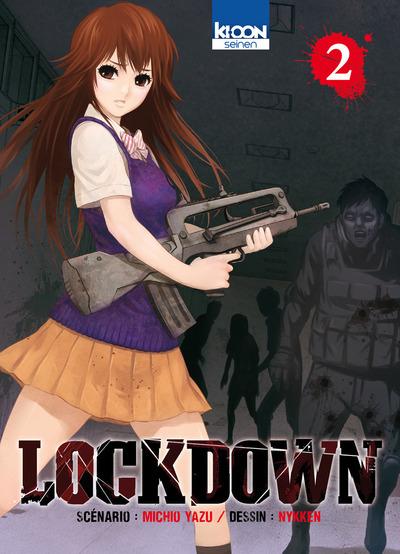LOCKDOWN - TOME 2