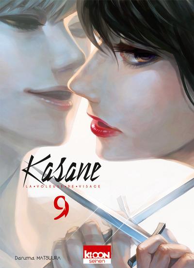 KASANE - LA VOLEUSE DE VISAGE T09