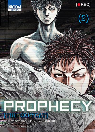 PROPHECY THE COPYCAT T02