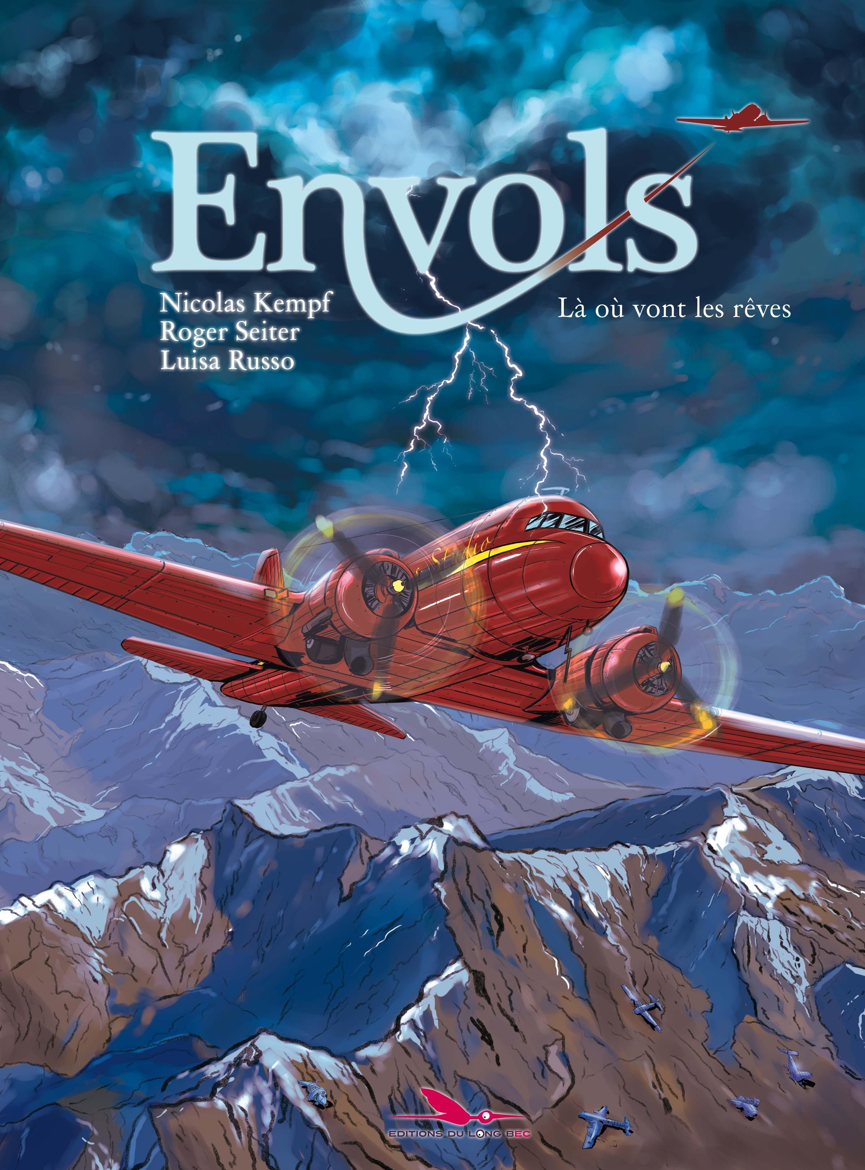 ENVOLS T02 - LA OU VONT LES REVES