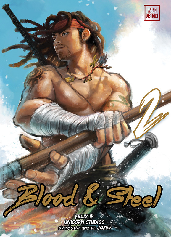 BLOOD AND STEEL T02