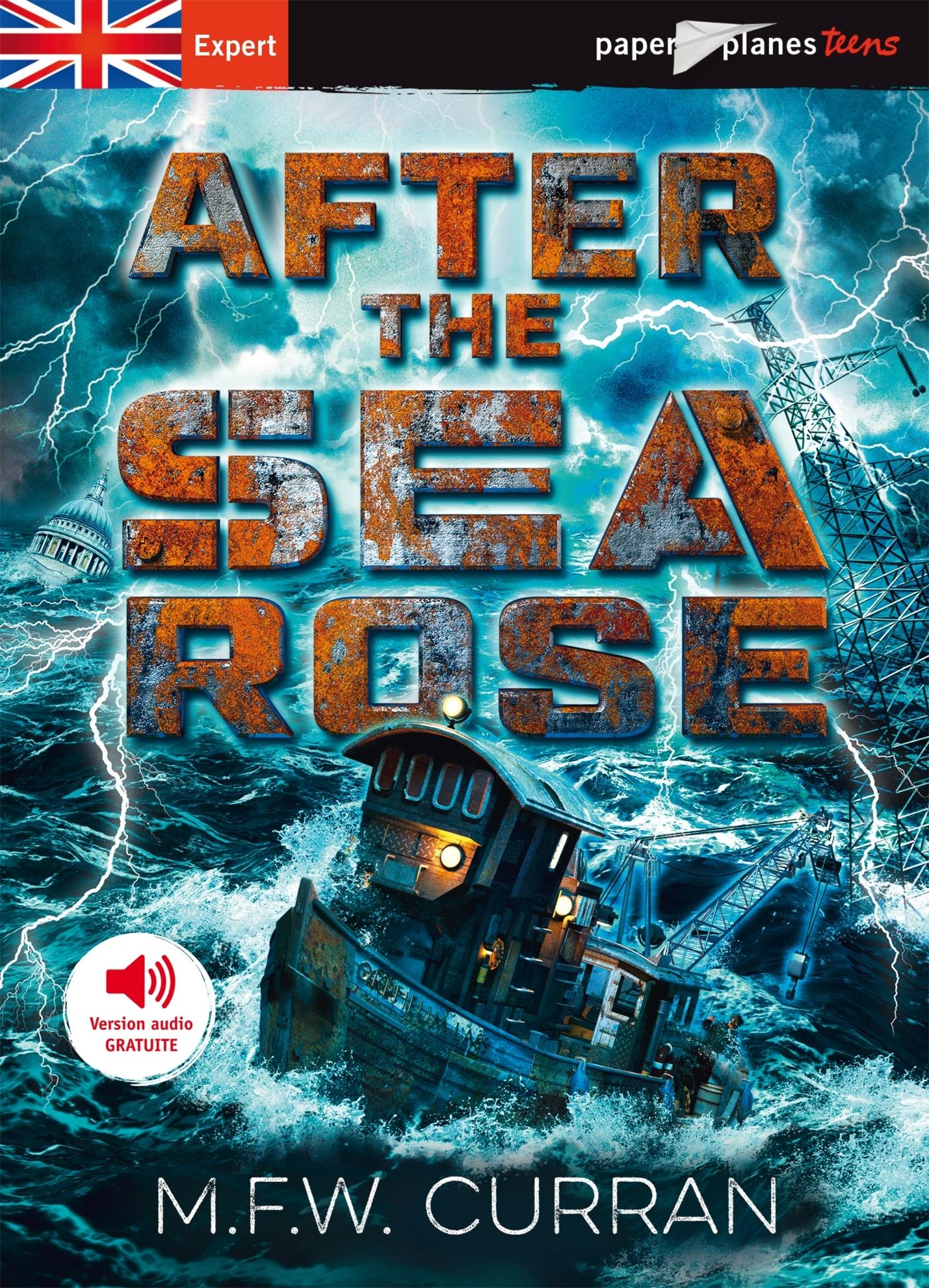 AFTER THE SEA ROSE - LIVRE   MP3