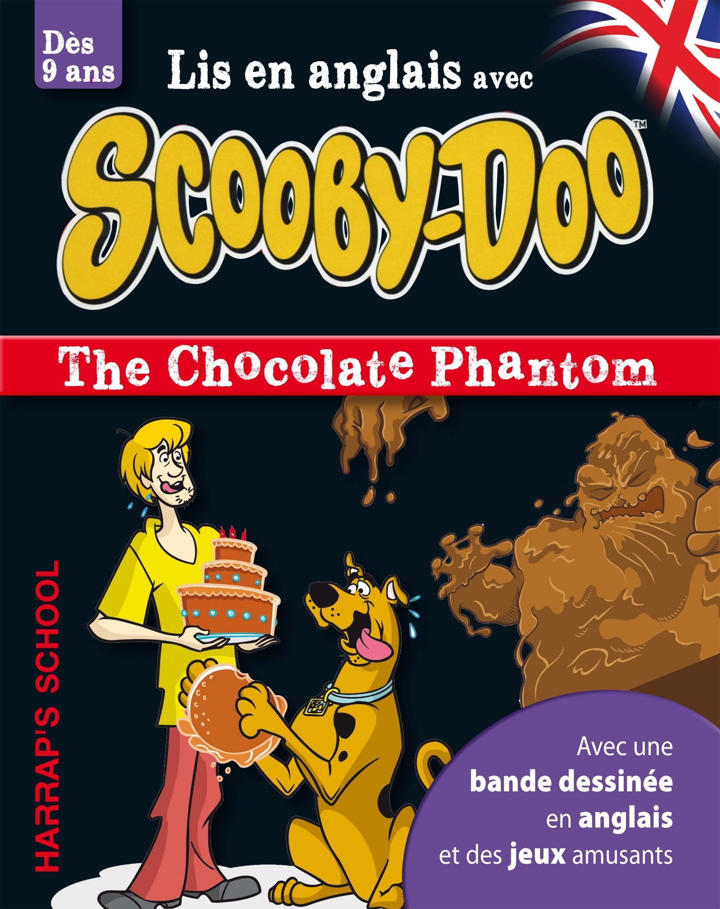 A STORY AND GAMES WITH SCOOBY-DOO - THE CHOCOLATE PHANTOM