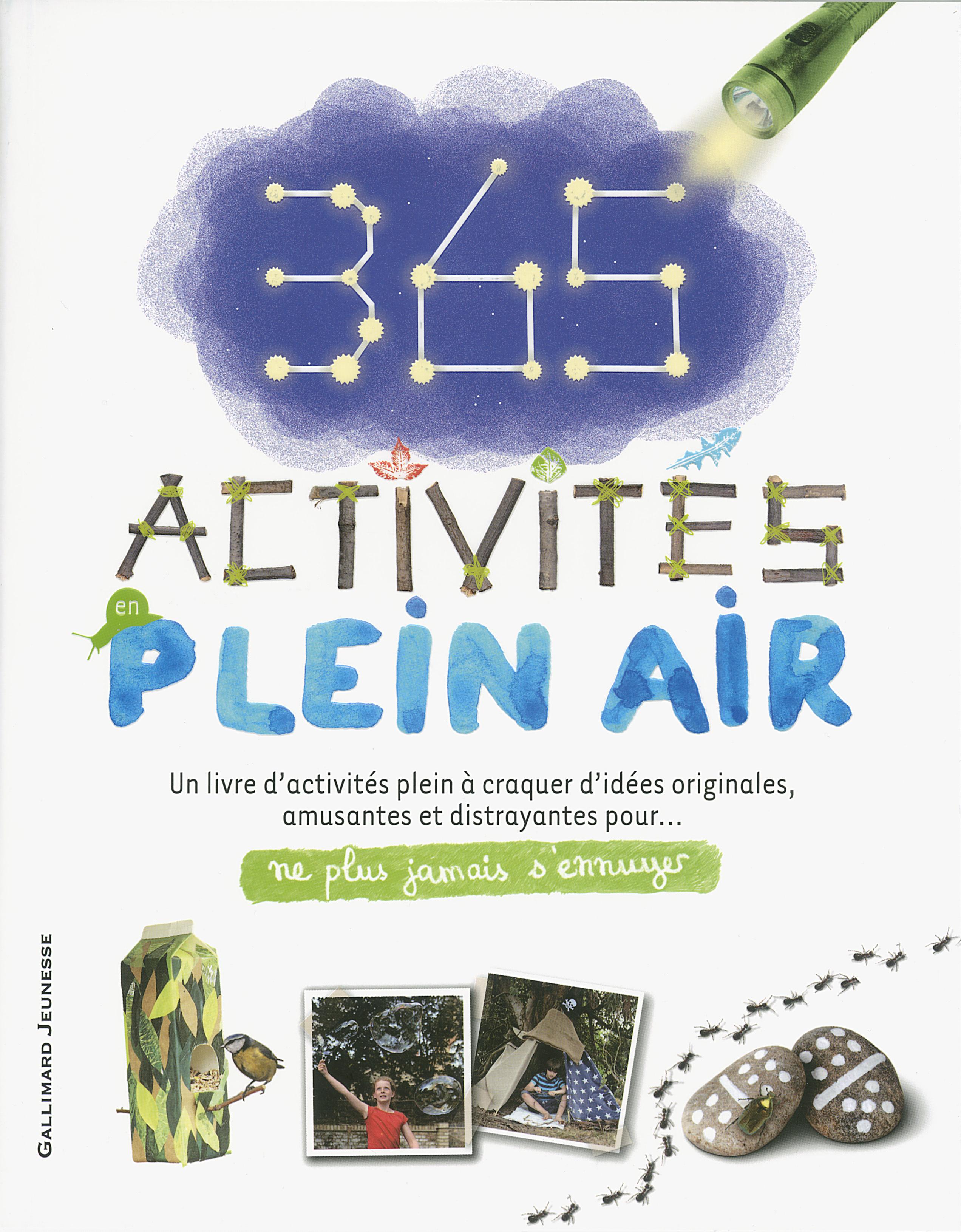 365 ACTIVITES EN PLEIN AIR