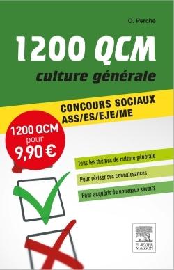 1 200 QCM CULTURE GENERALE CONCOURS SOCIAUX NP