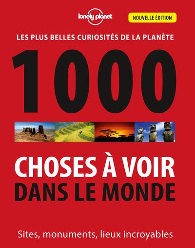 1000 CHOSES A VOIR DANS LE MONDE - 3ED