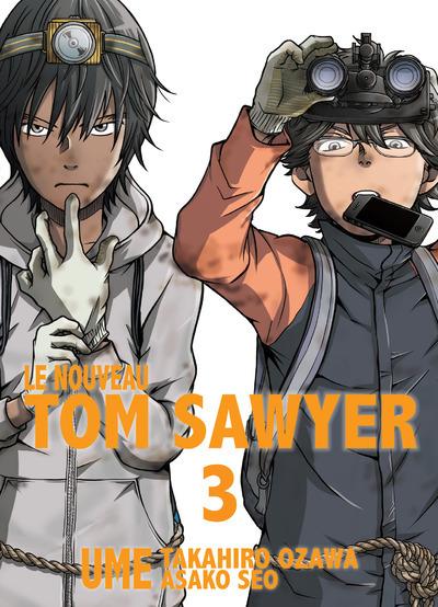 LE NOUVEAU TOM SAWYER - TOME 3
