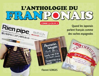 L'ANTHOLOGIE DU FRANPONAIS - TOME 2