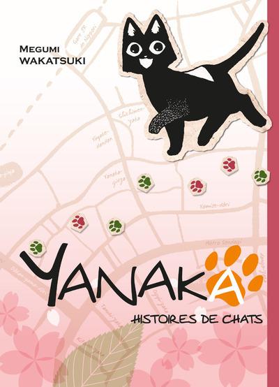 YANAKA - HISTOIRES DE CHATS - TOME 1