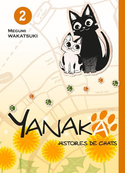YANAKA - HISTOIRES DE CHATS - TOME 2