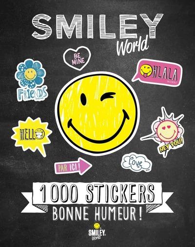 1000 STICKERS BONNE HUMEUR