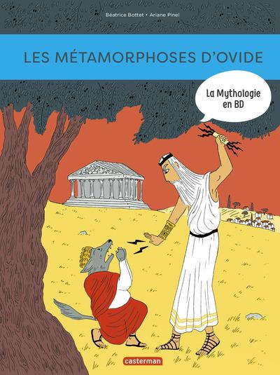 LES MÉTAMORPHOSES D'OVIDE