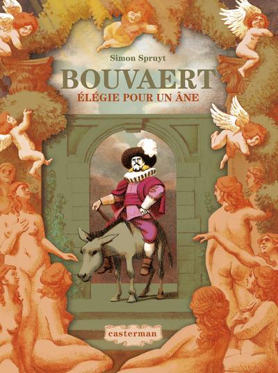 BOUVAERT - ÉLÉGIE POUR UN ÂNE
