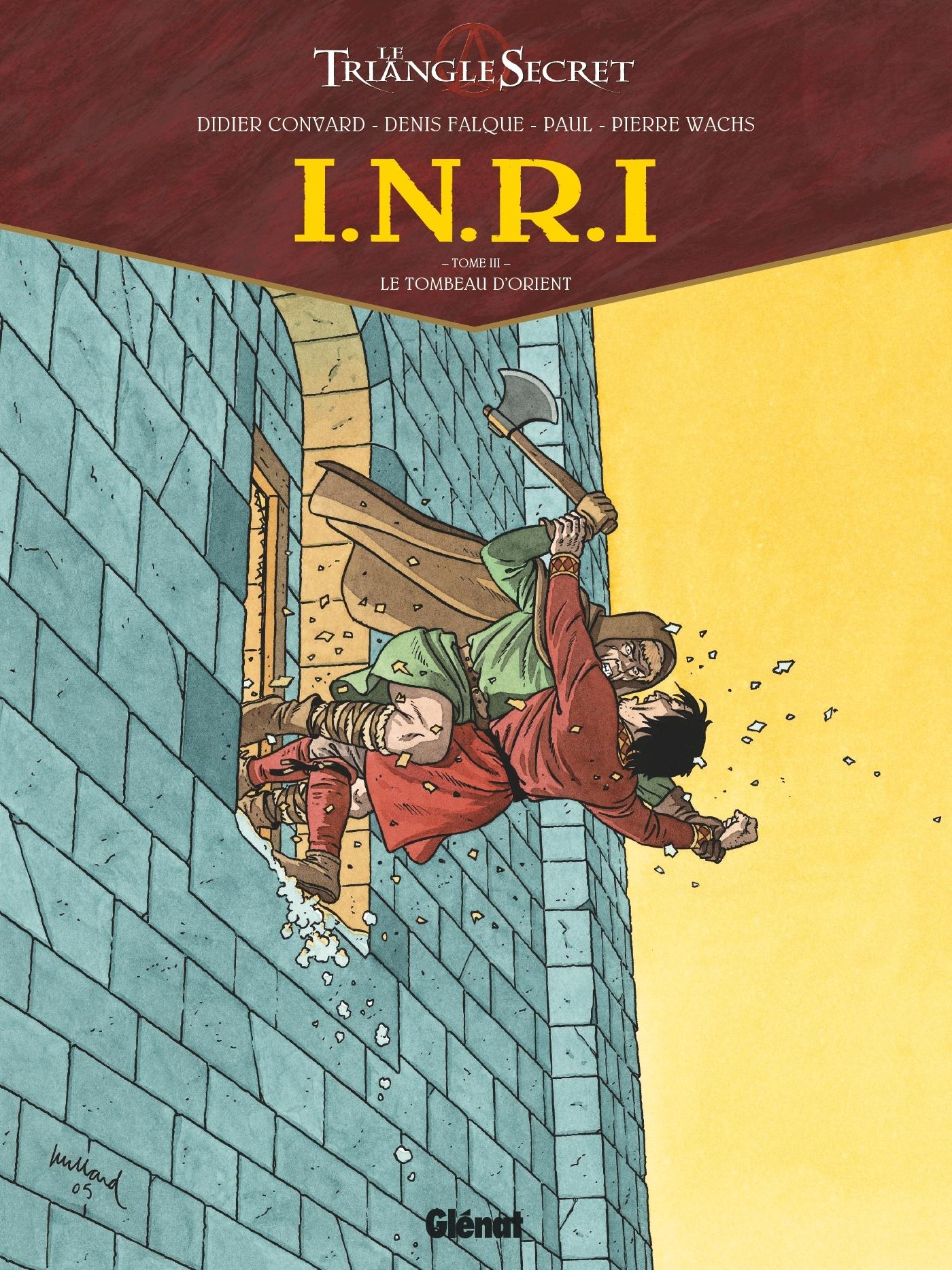 I.N.R.I - TOME 03