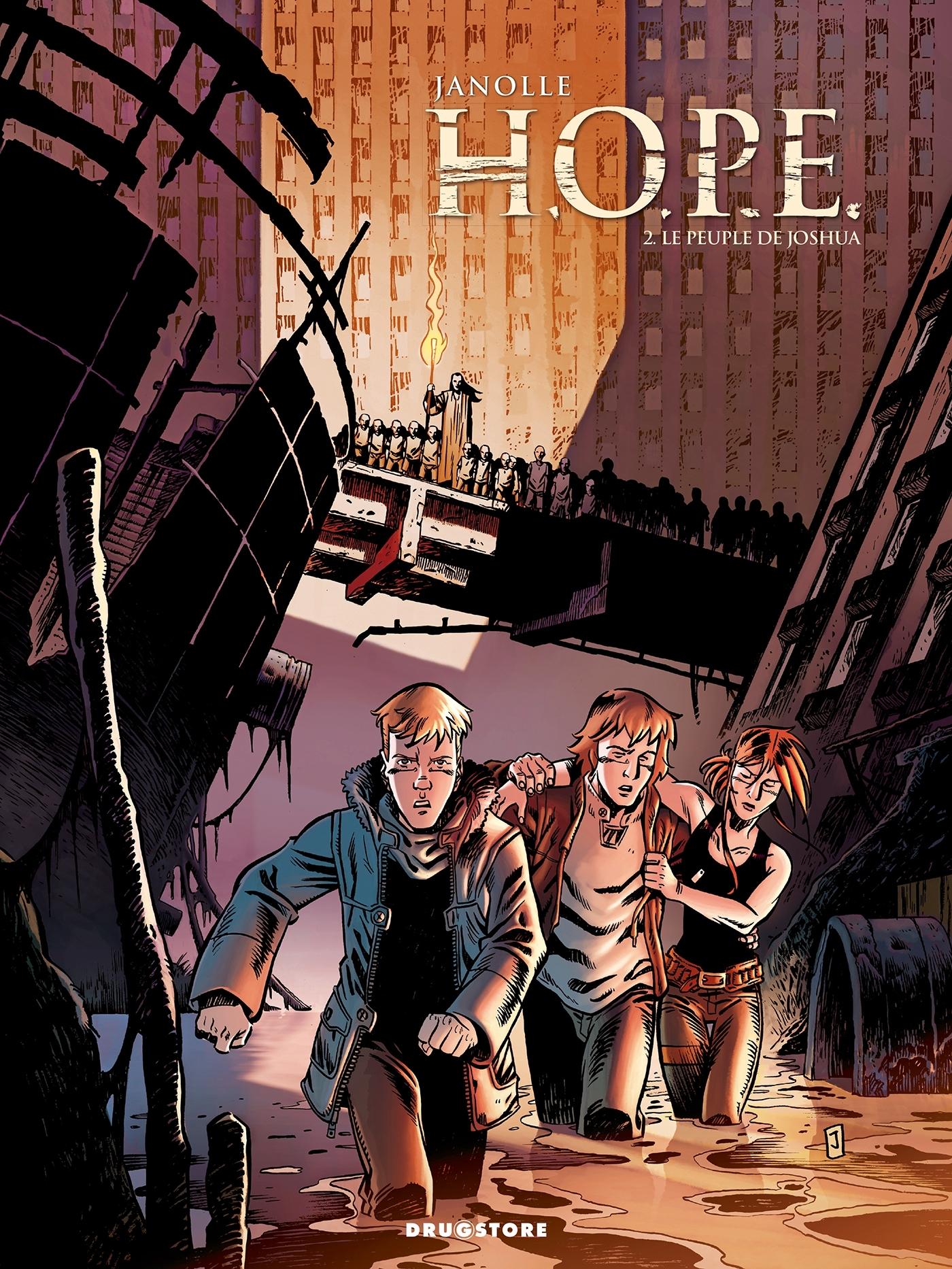 H.O.P.E. - TOME 02