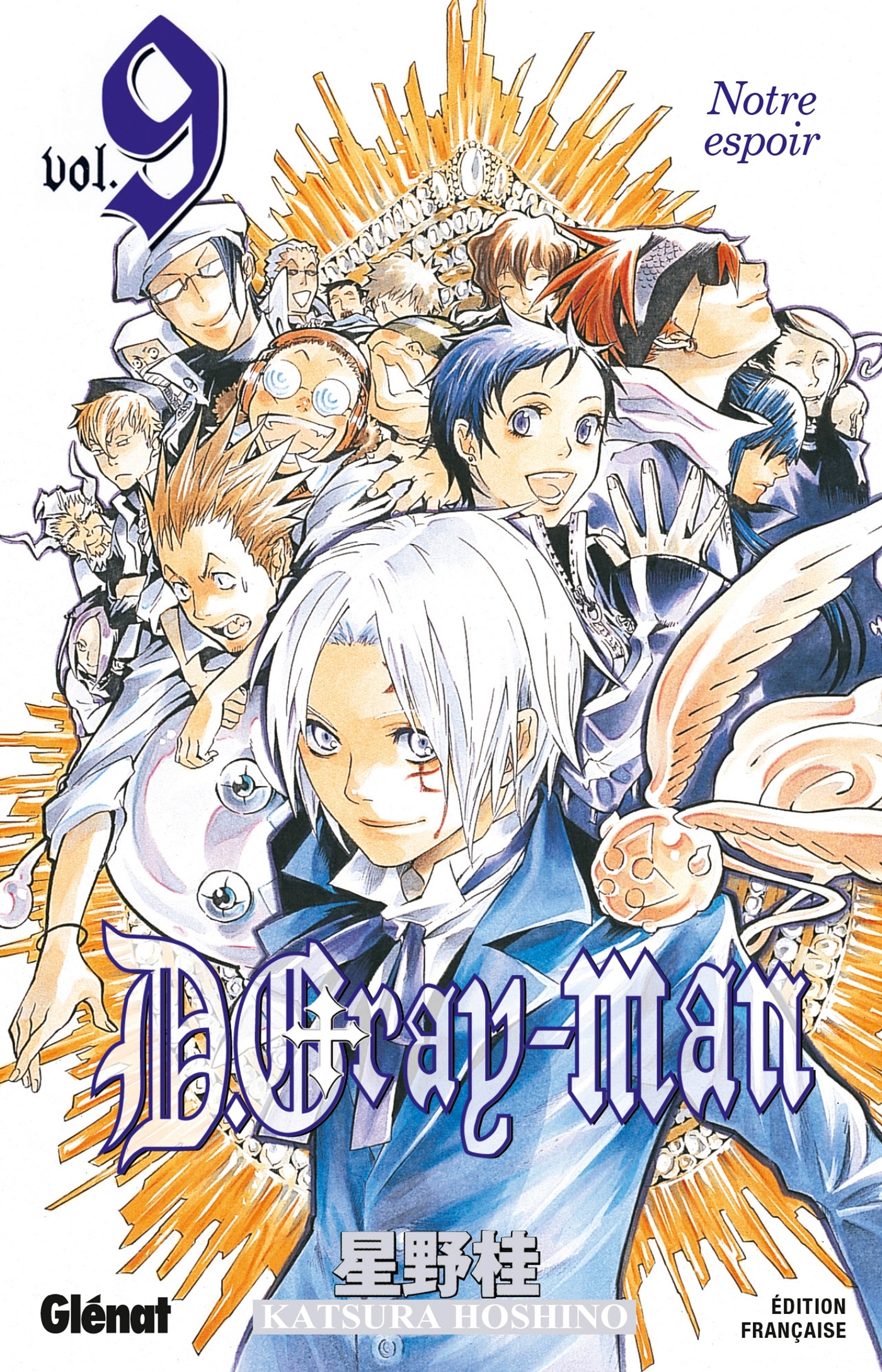 D.GRAY-MAN - EDITION ORIGINALE - TOME 09