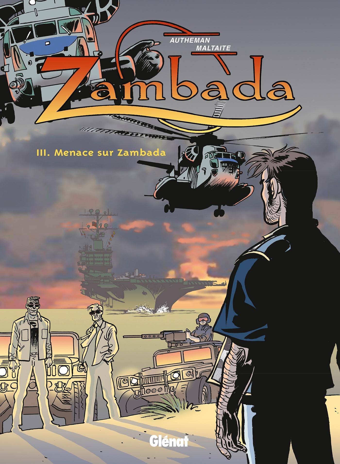 ZAMBADA - TOME 03