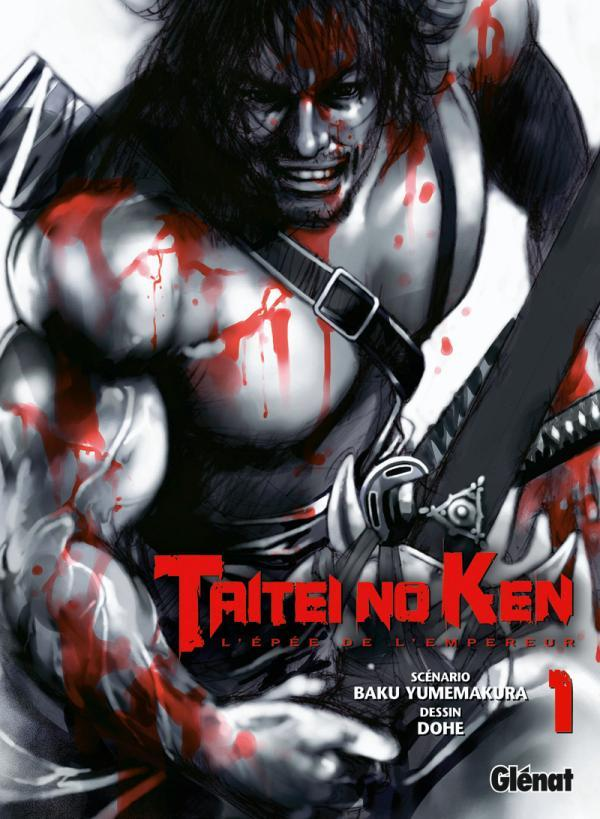 TAITEI NO KEN - TOME 01