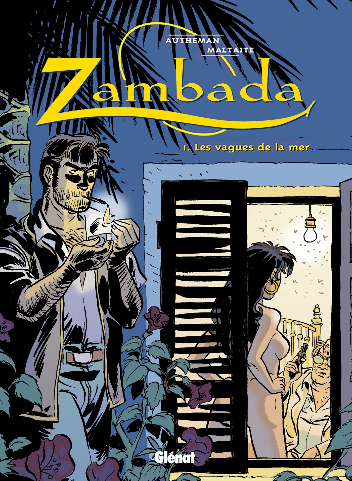 ZAMBADA - TOME 01
