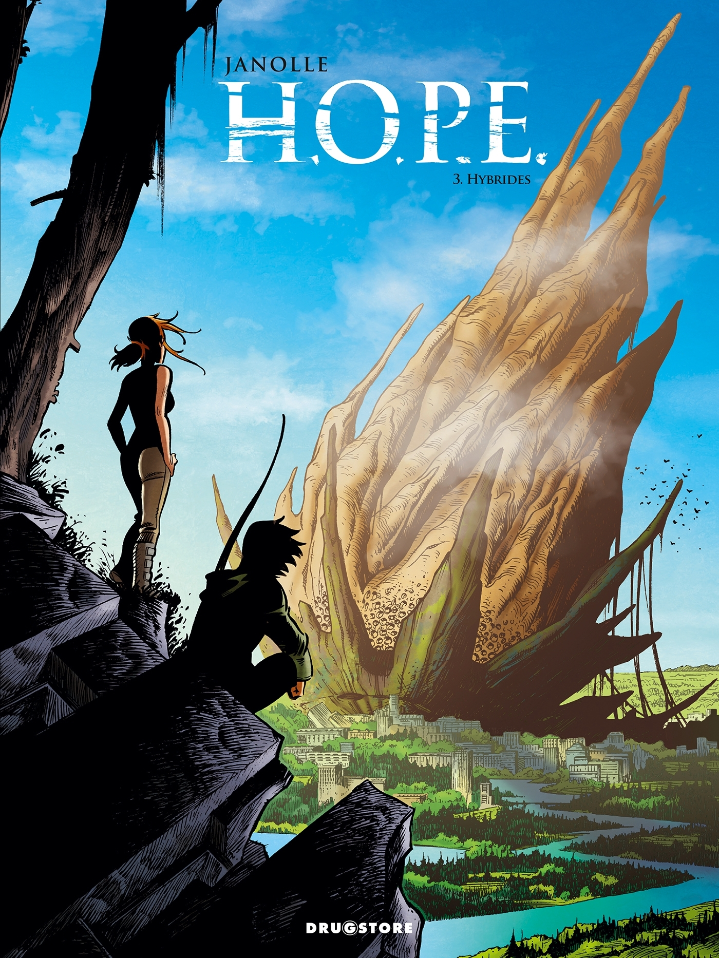 H.O.P.E. - TOME 03