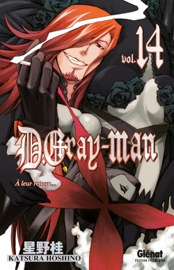 D.GRAY-MAN - EDITION ORIGINALE - TOME 14