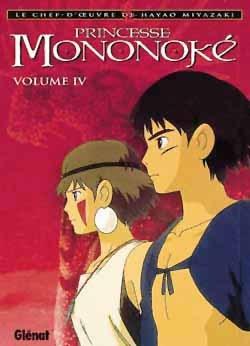 PRINCESSE MONONOKE - TOME 04