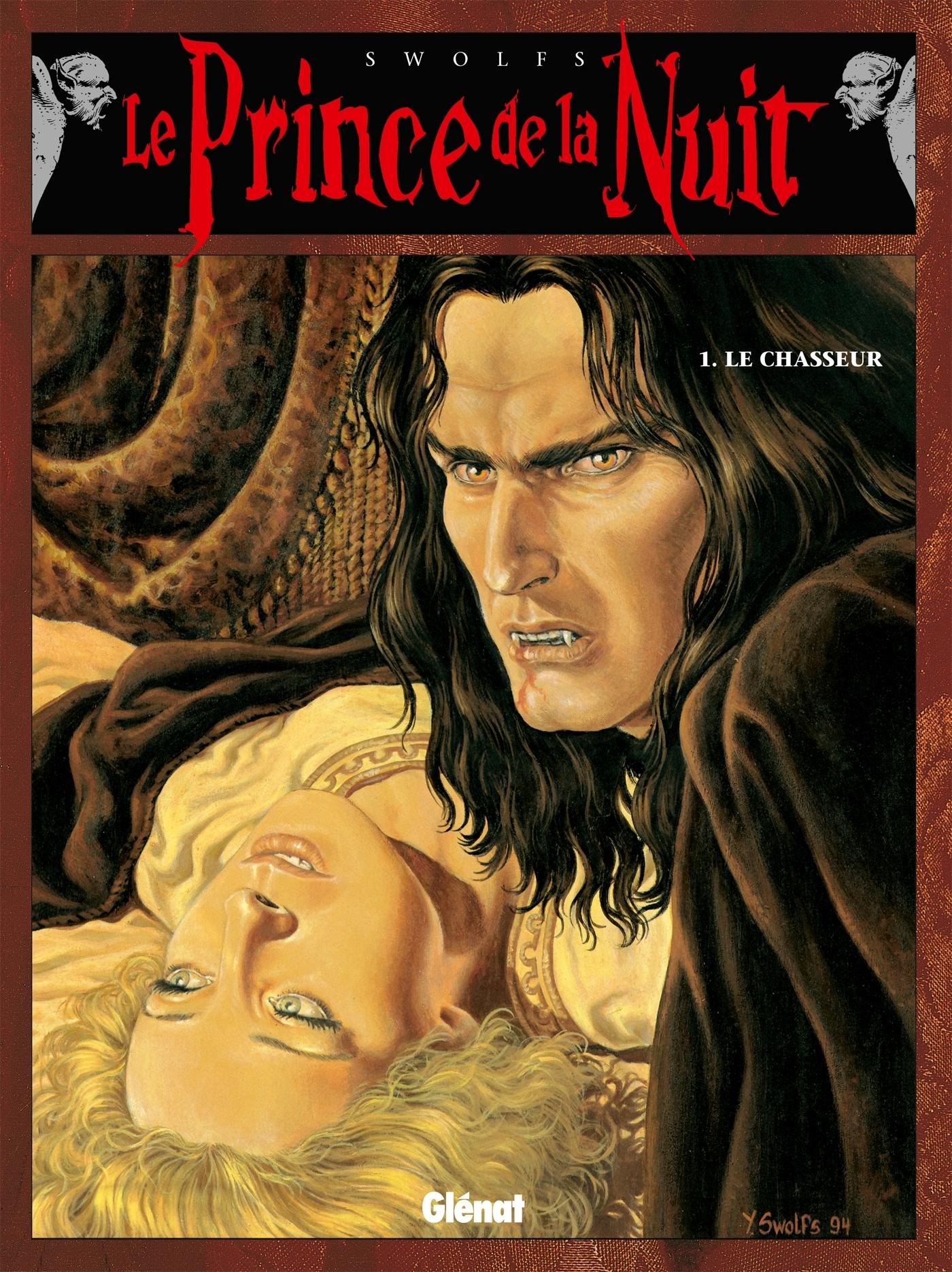 LE PRINCE DE LA NUIT - TOME 01
