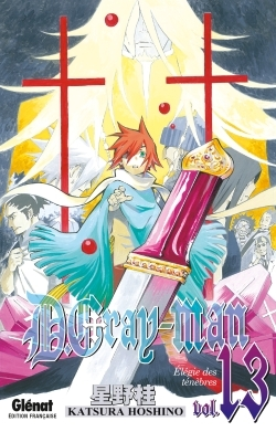D.GRAY-MAN - EDITION ORIGINALE - TOME 13