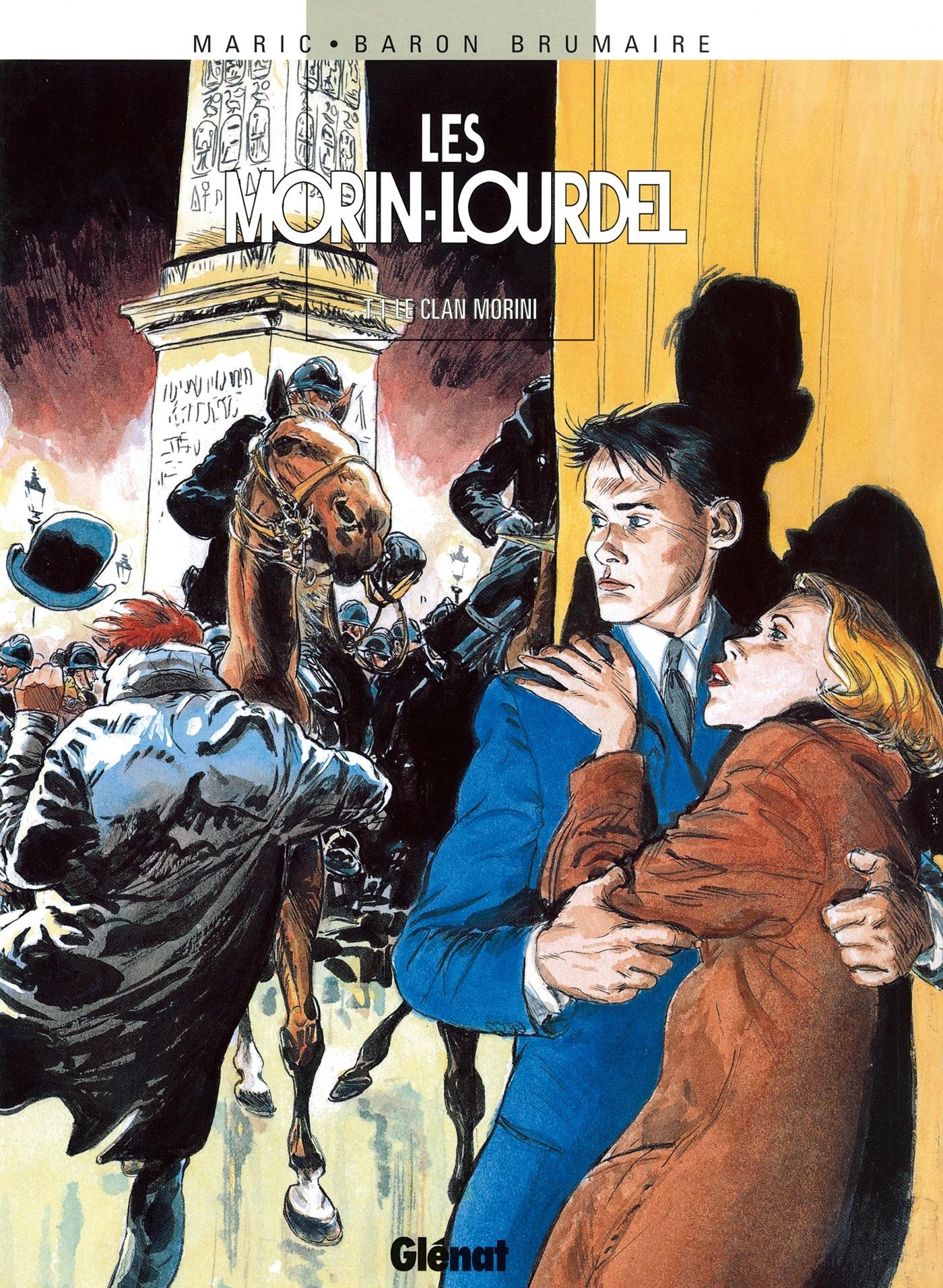 LES MORIN-LOURDEL - TOME 01