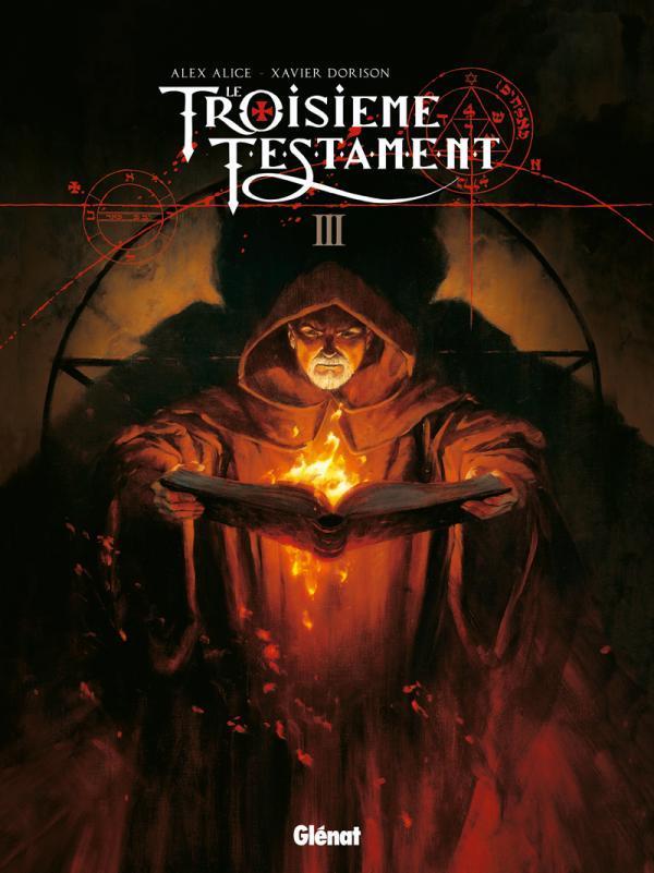 LE TROISIEME TESTAMENT - TOME 03