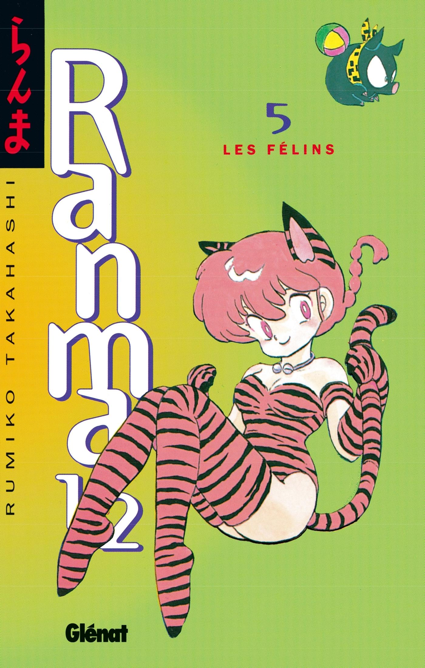RANMA 1/2 - TOME 05