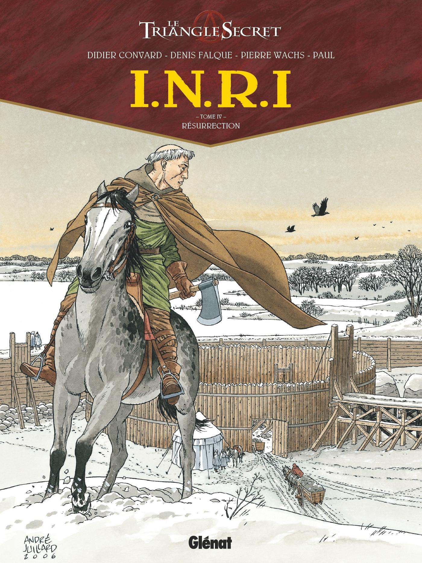 I.N.R.I - TOME 04