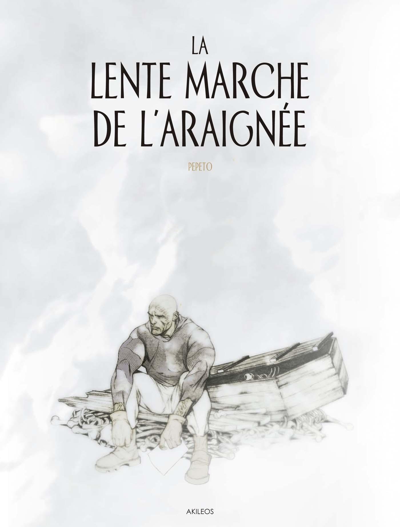 LA LENTE MARCHE DE L'ARAIGNEE