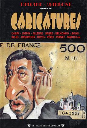 CARICATURES T.01