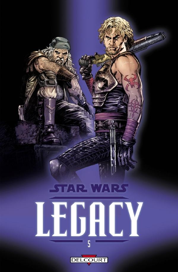 STAR WARS - LEGACY T05 - LOYAUTE