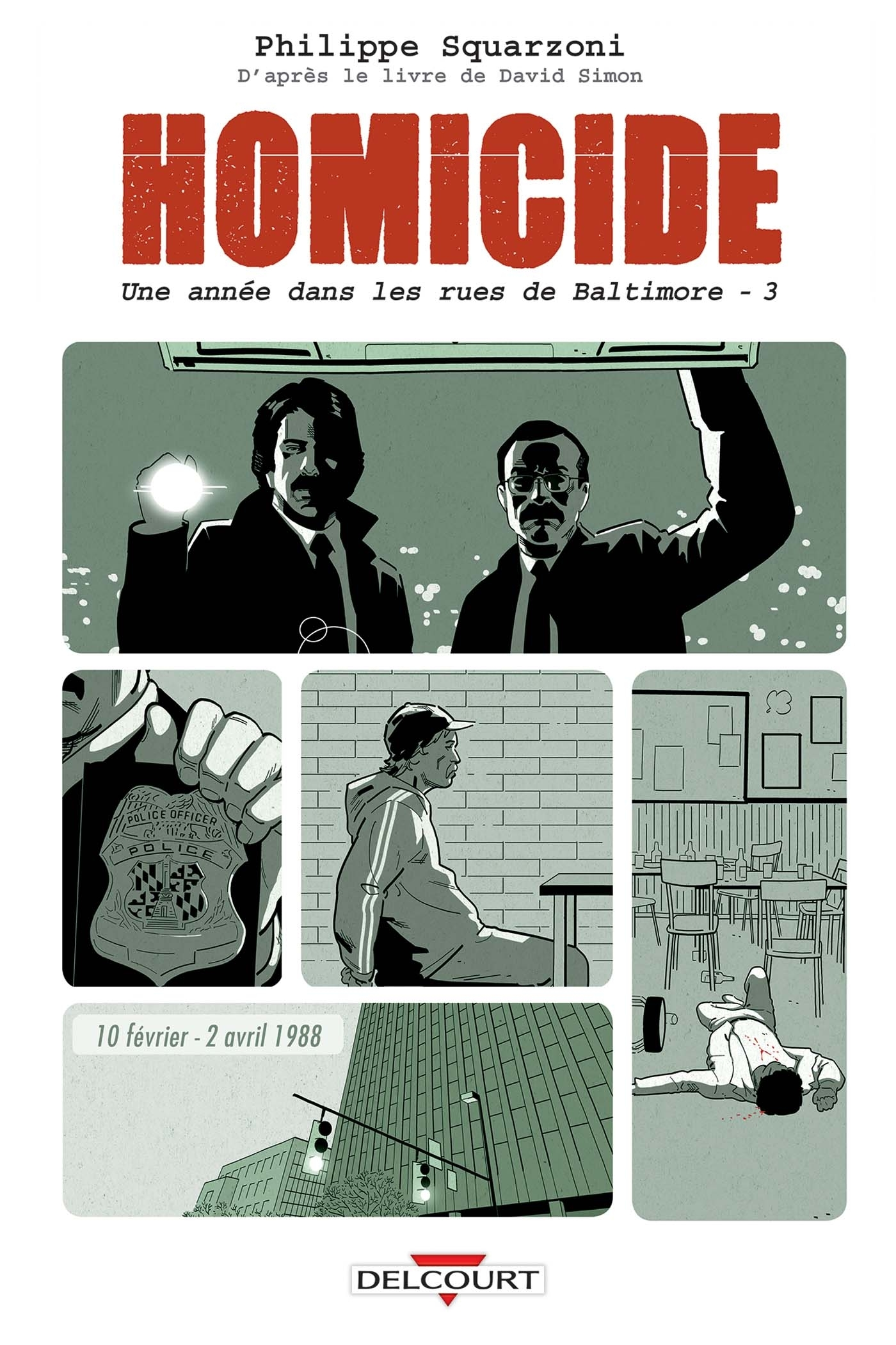 HOMICIDE, UNE ANNEE DANS LES RUES DE BALTIMORE 03