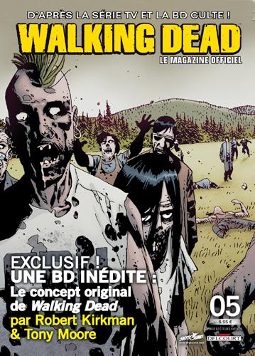 WALKING DEAD COMICS 05