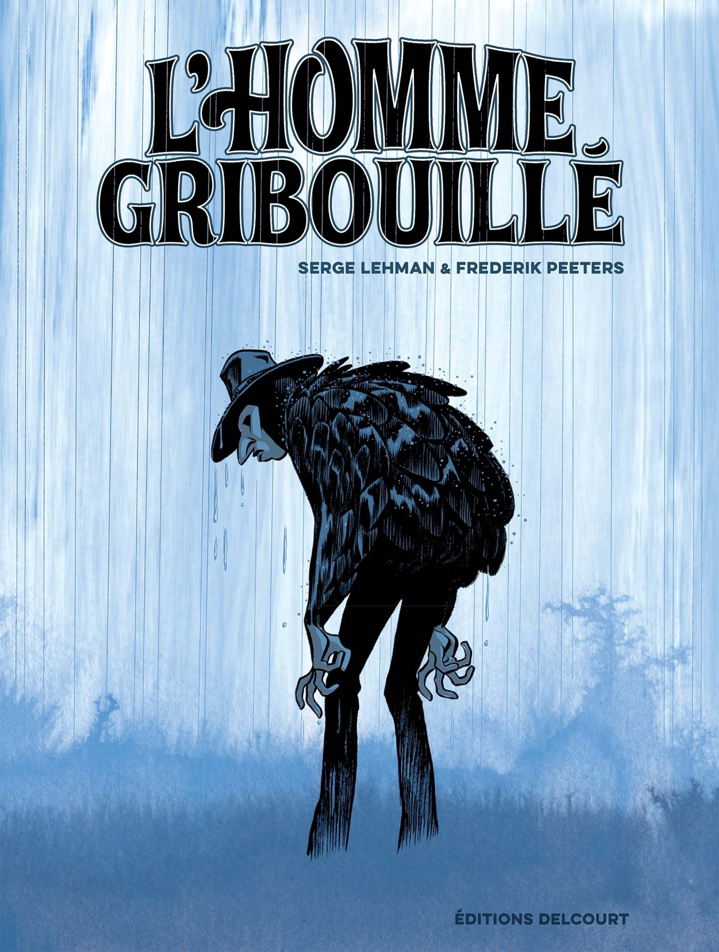 HOMME GRIBOUILLE