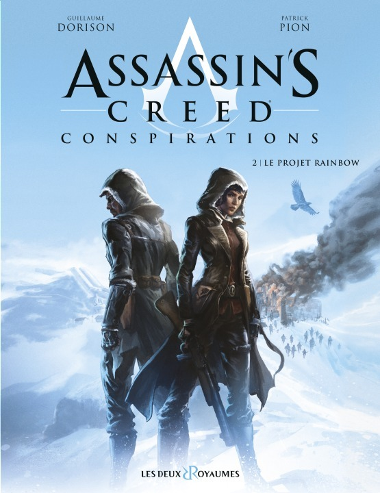 BANDE DESSINEE T2 BD ASSASSIN'S CREED CONSPIRATIONS - TOME 2