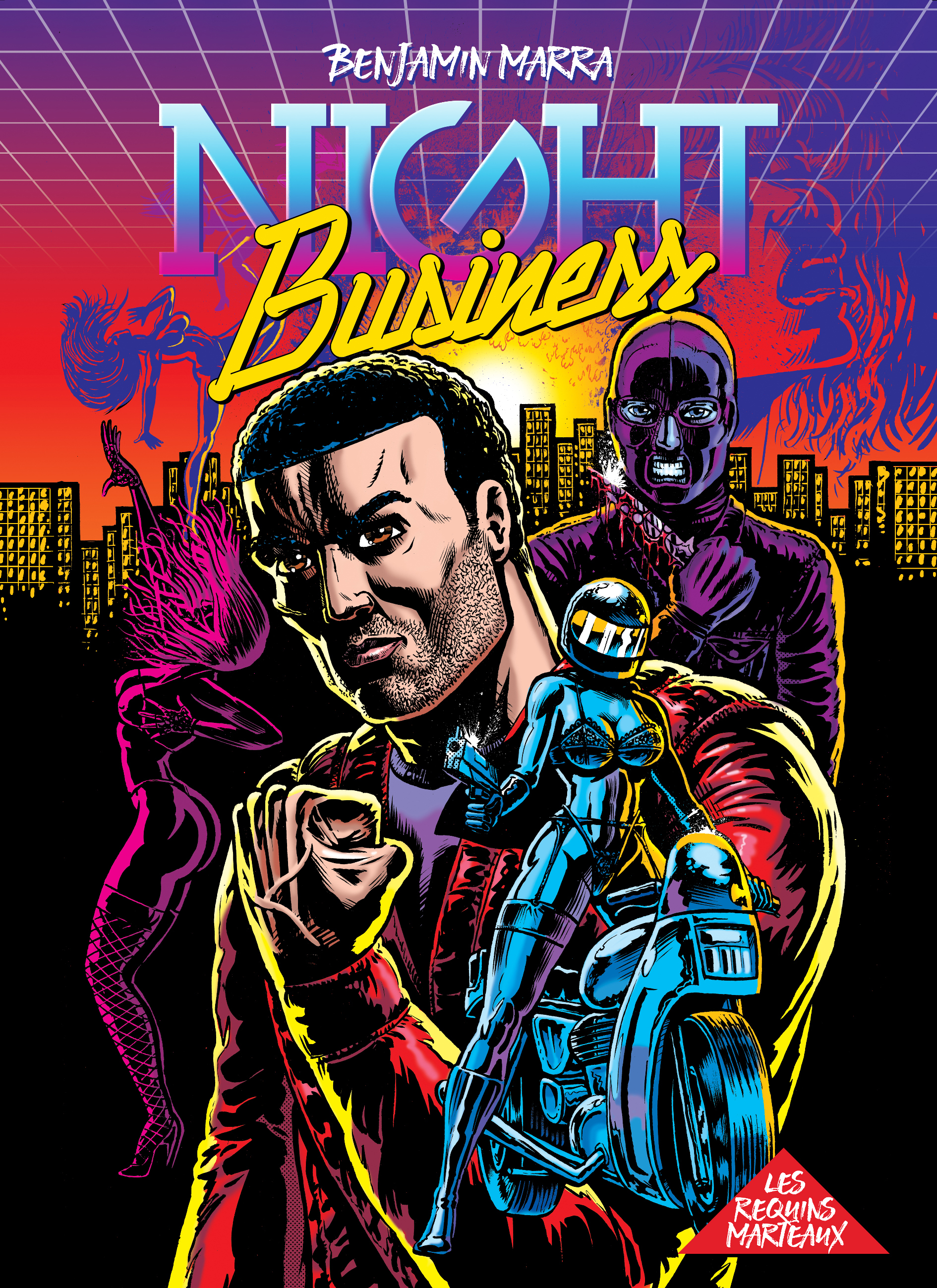 NIGHT BUSINESS