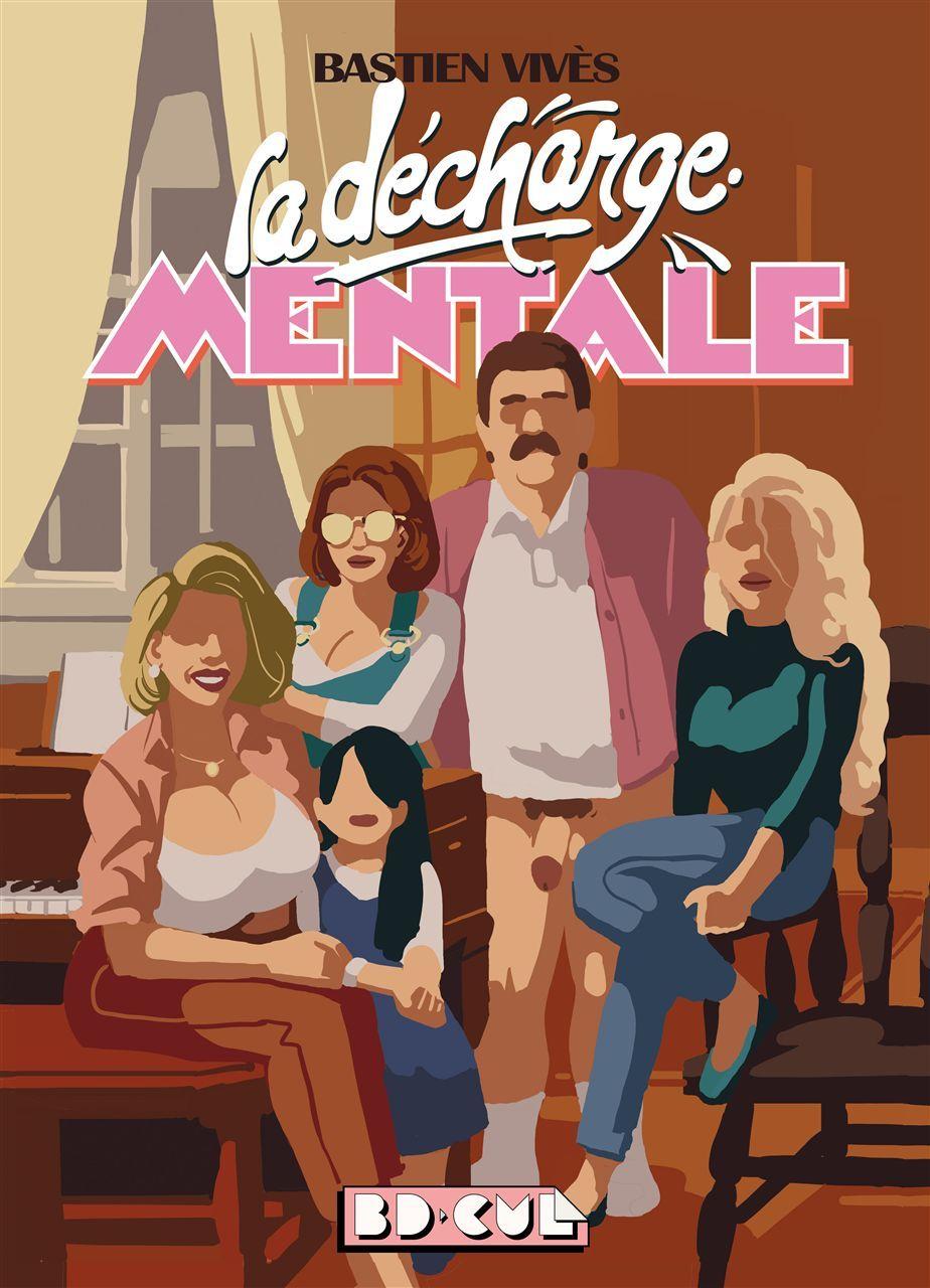 DECHARGE MENTALE (LA) - BD CUL 17