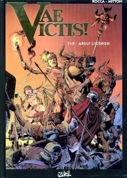 VAE VICTIS ! - ARULF L'ICENIEN - TOME 10
