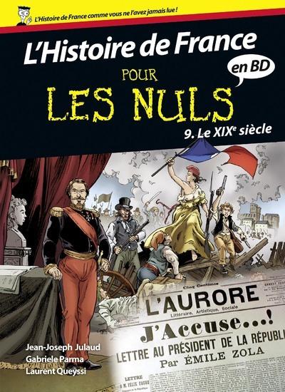 HISTOIRE DE FRANCE POUR LES NULS - BD - TOME 9