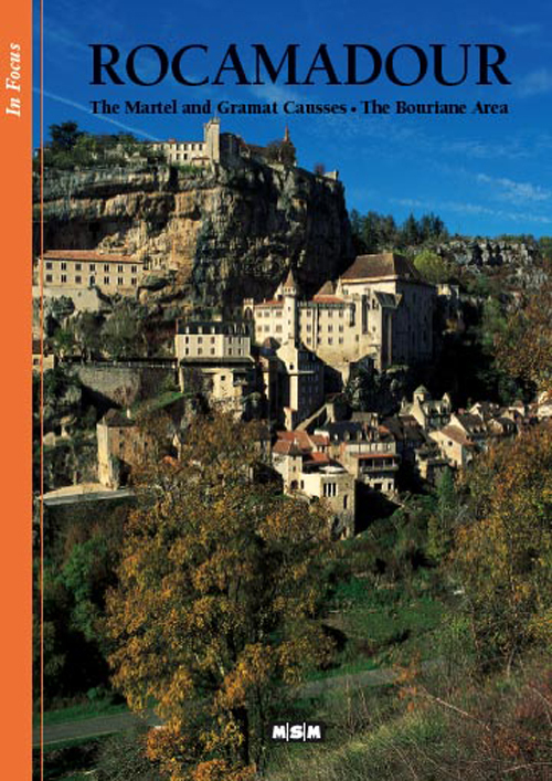 ROCAMADOUR (ANG)-ARRETS/IMAGES