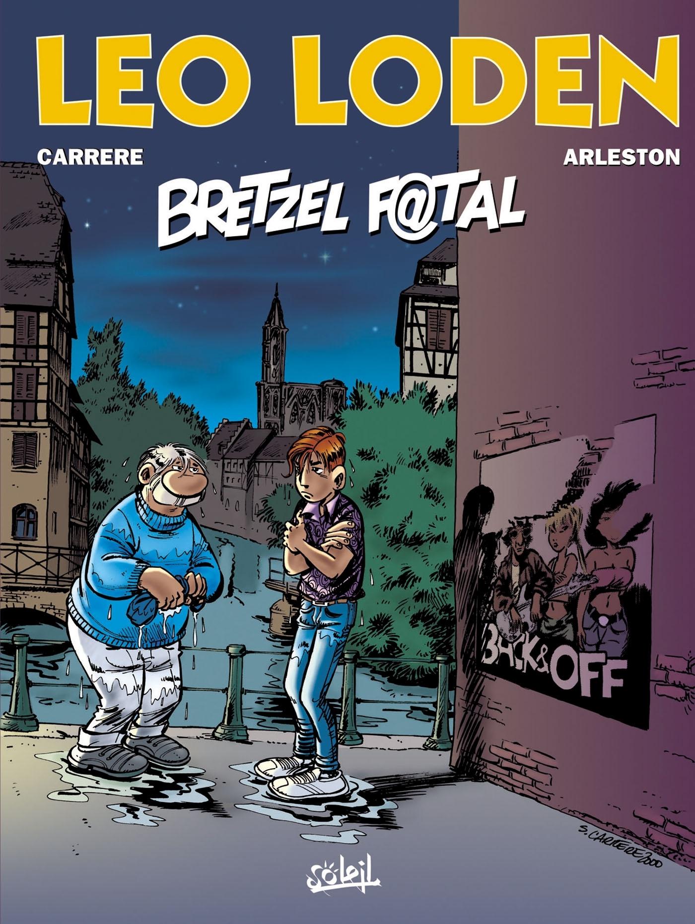 LEO LODEN TOME 13 : BRETZEL FATAL